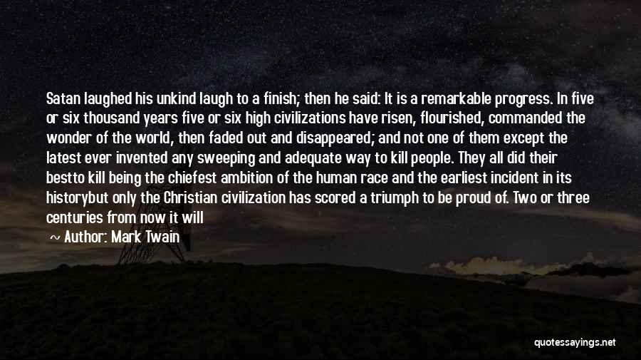 Turk Quotes By Mark Twain