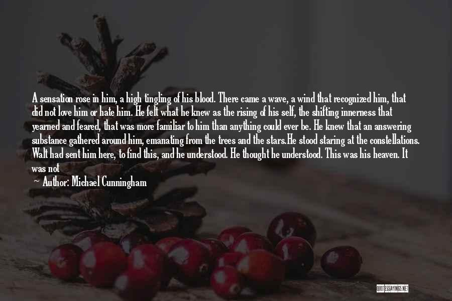 Turn Around Love Quotes By Michael Cunningham