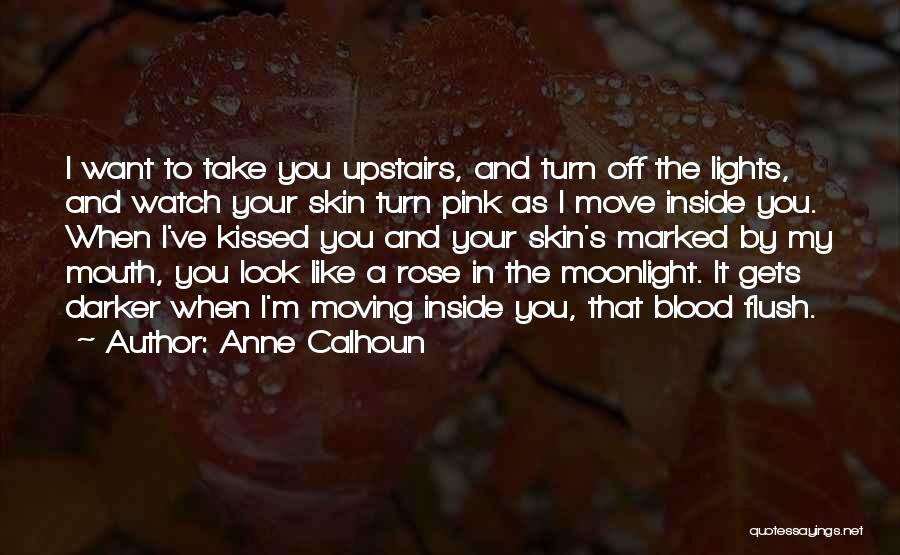 Turn Off Quotes By Anne Calhoun