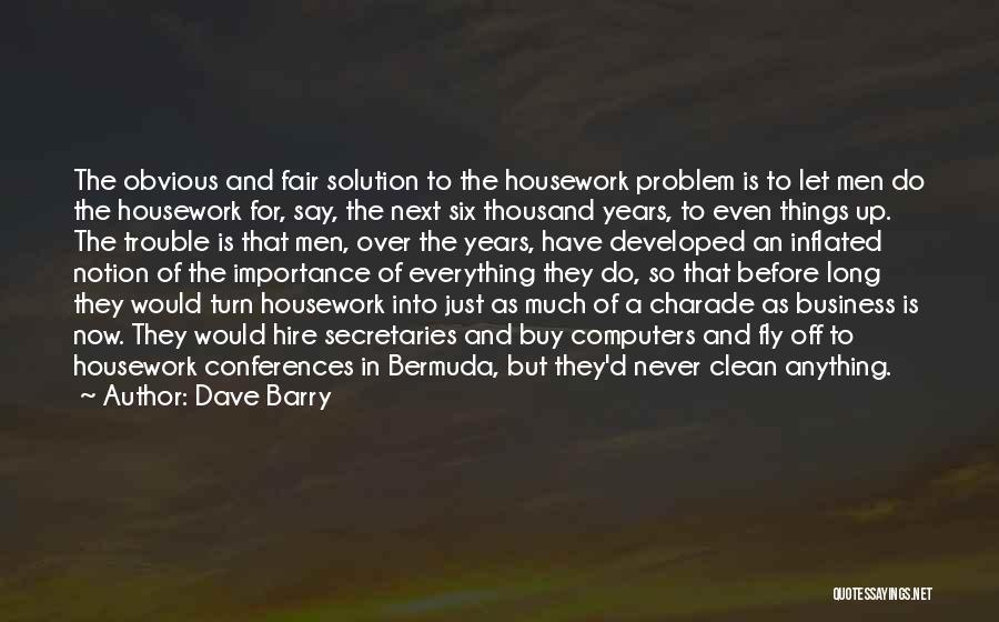 Turn Off Quotes By Dave Barry