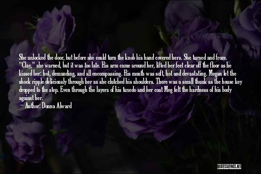 Turn Off Quotes By Donna Alward