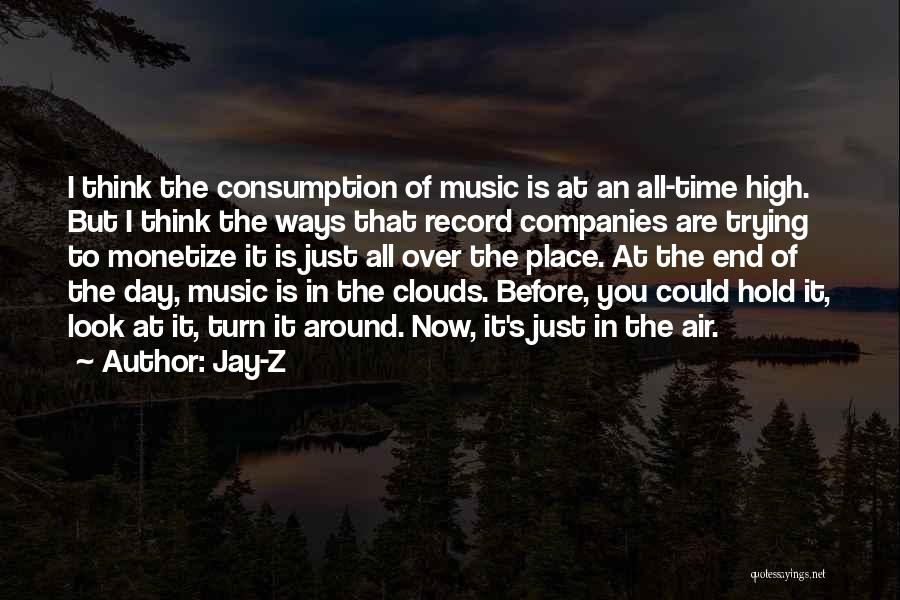 Turn Your Day Around Quotes By Jay-Z