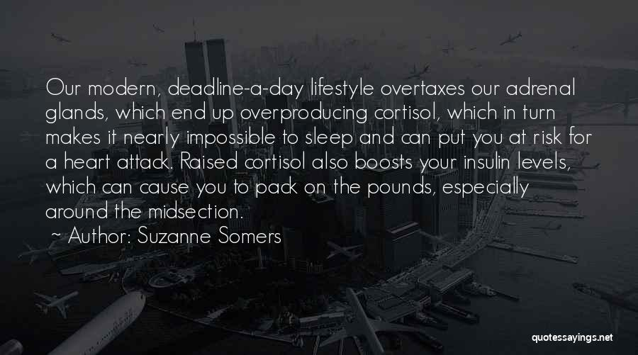 Turn Your Day Around Quotes By Suzanne Somers