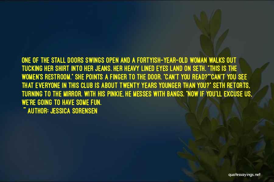 Turning Twenty One Quotes By Jessica Sorensen