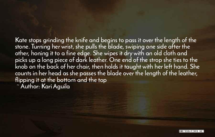 Turning Twenty One Quotes By Kari Aguila