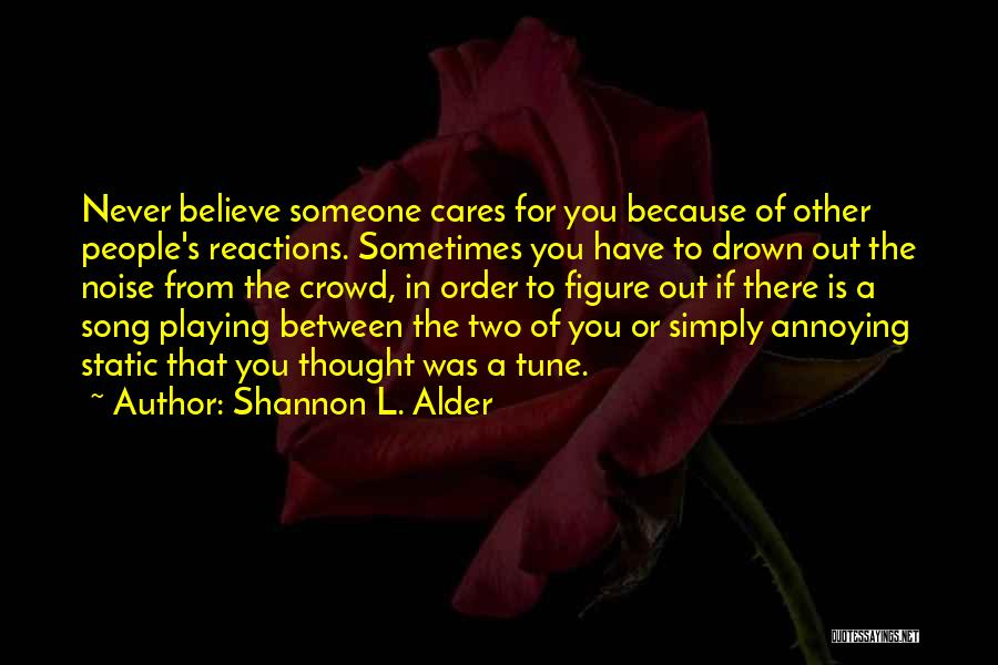 Two Couples Love Quotes By Shannon L. Alder