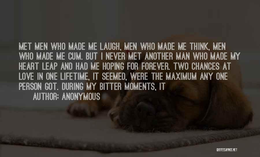 Two Person In Love Quotes By Anonymous