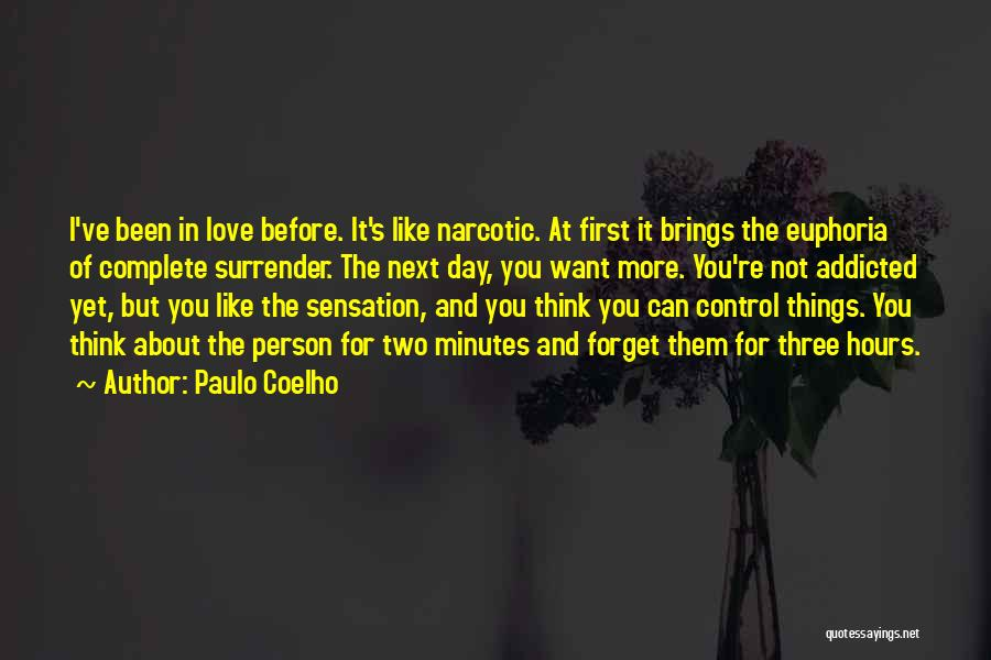 Two Person In Love Quotes By Paulo Coelho