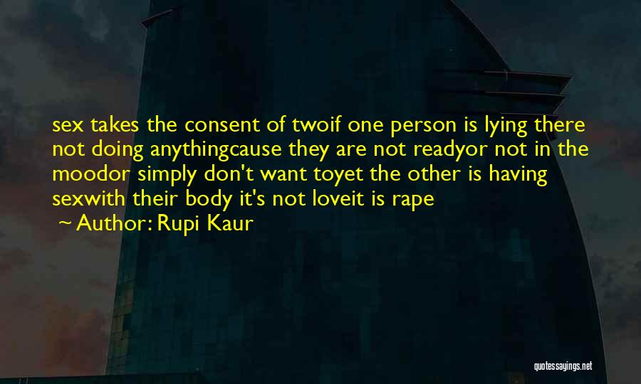Two Person In Love Quotes By Rupi Kaur