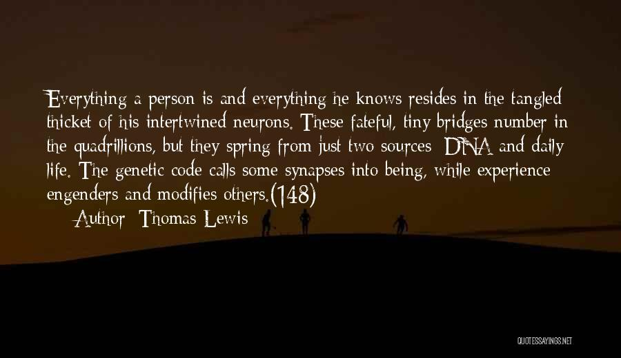 Two Person In Love Quotes By Thomas Lewis