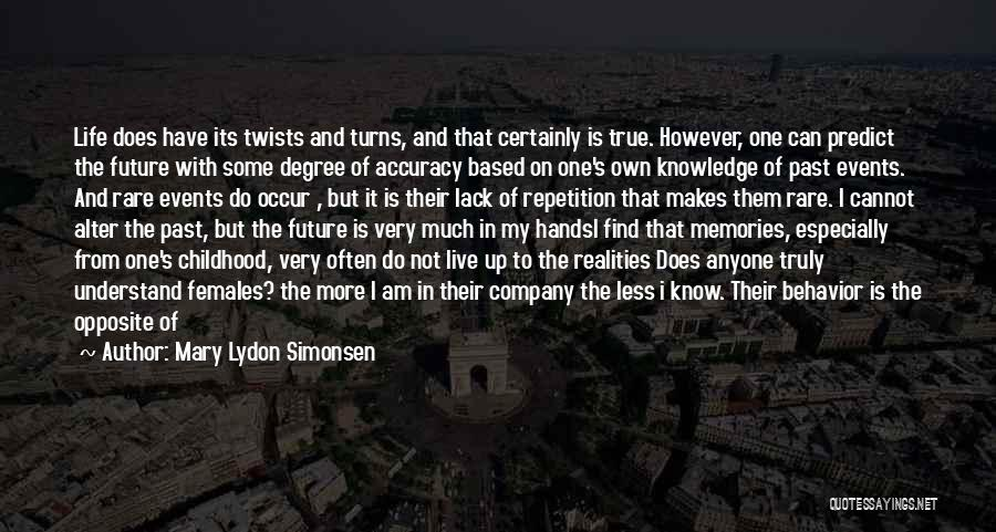 Two Souls One Heart Quotes By Mary Lydon Simonsen