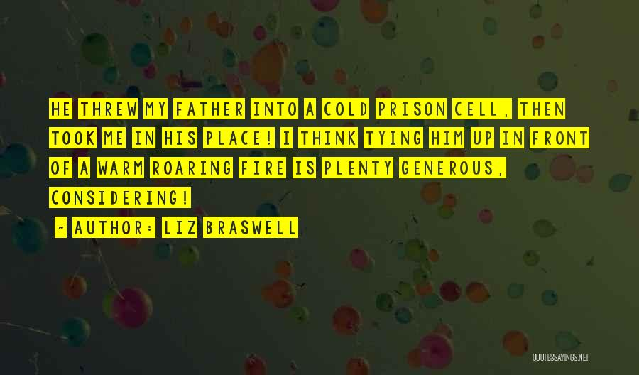 Tying Up Quotes By Liz Braswell