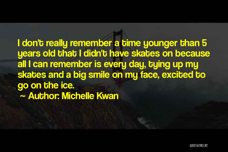 Tying Up Quotes By Michelle Kwan