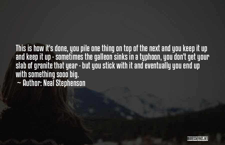 Typhoon Quotes By Neal Stephenson