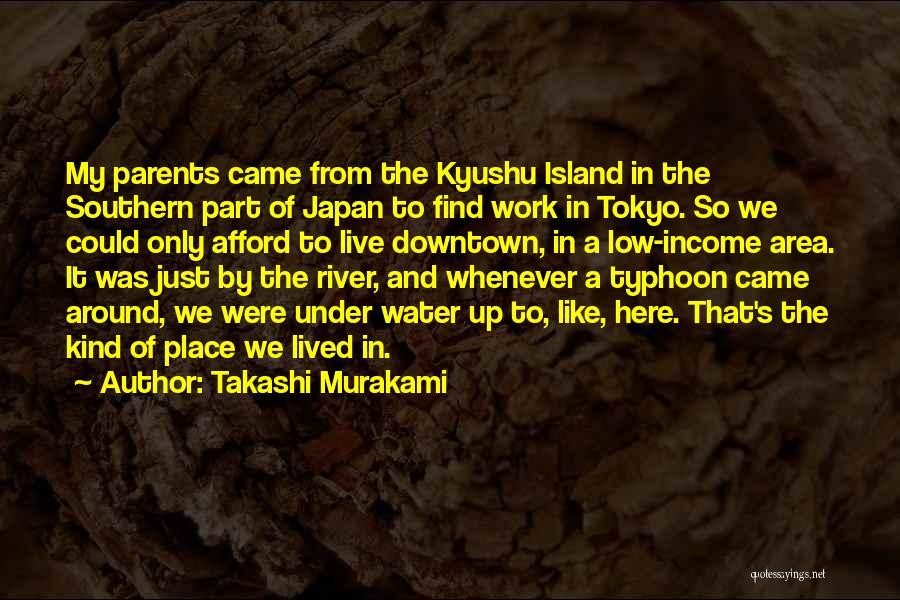 Typhoon Quotes By Takashi Murakami