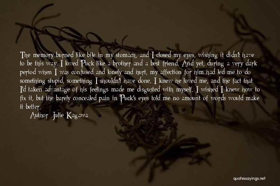 U Can't Fix Stupid Quotes By Julie Kagawa