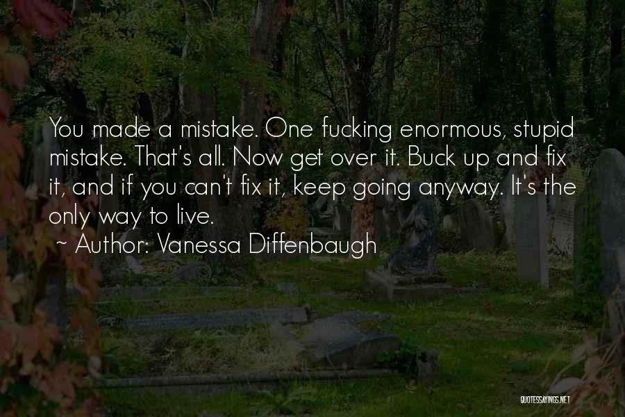 U Can't Fix Stupid Quotes By Vanessa Diffenbaugh