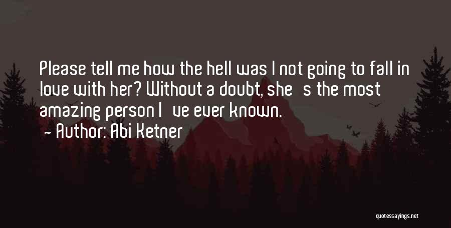 U R Amazing Quotes By Abi Ketner
