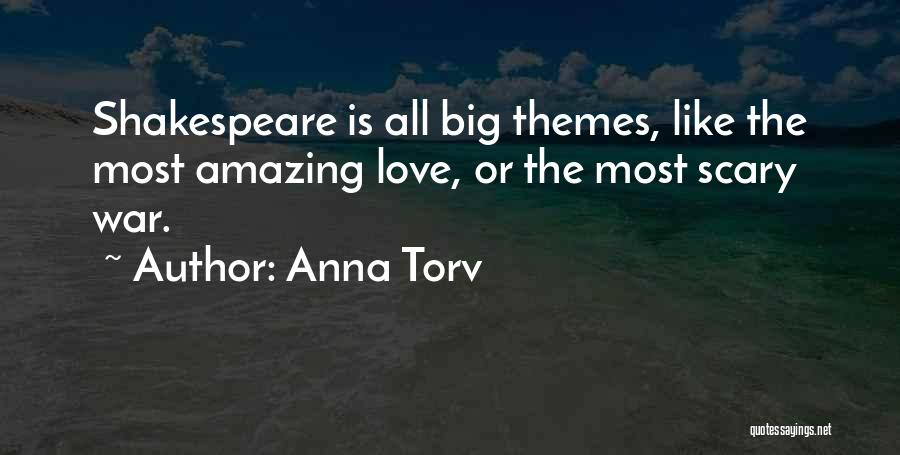 U R Amazing Quotes By Anna Torv