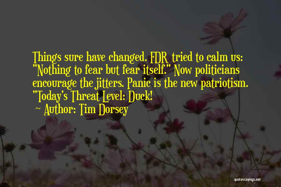 U R Changed Quotes By Tim Dorsey
