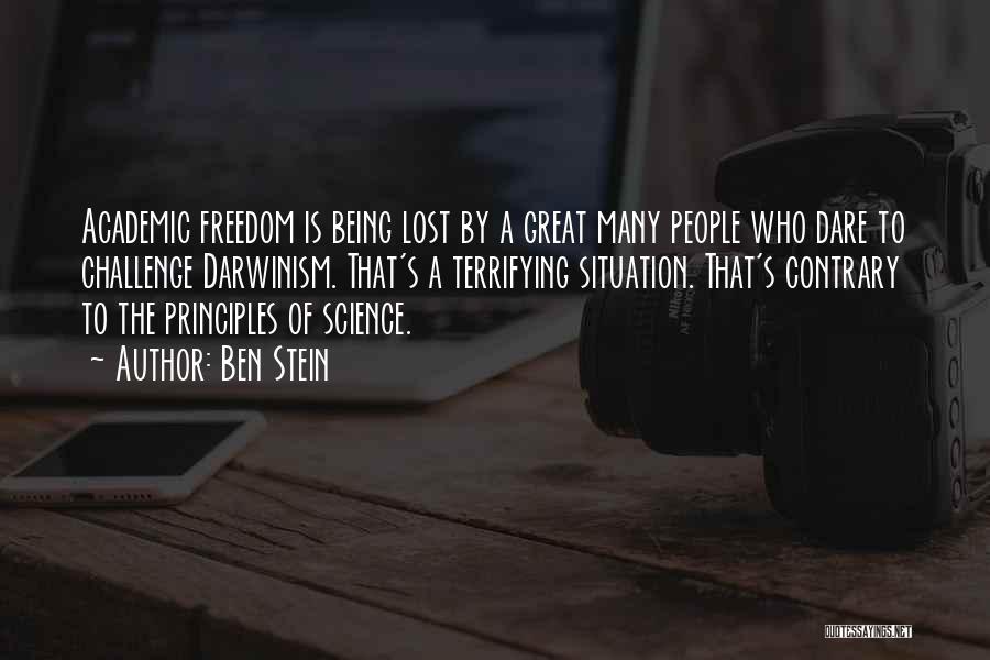 U R Great Quotes By Ben Stein