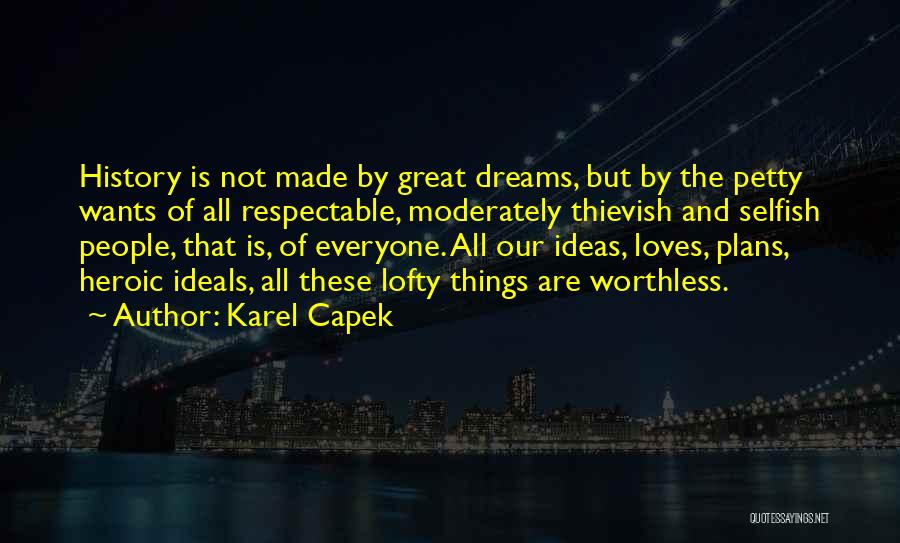 U R Great Quotes By Karel Capek