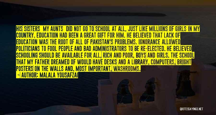 U R Great Quotes By Malala Yousafzai