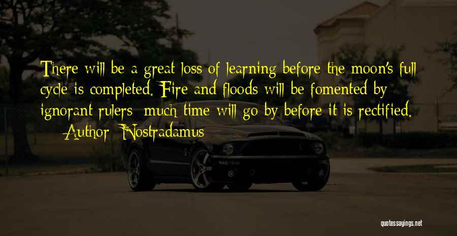 U R Great Quotes By Nostradamus