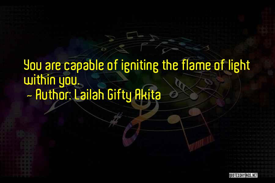 U R My Shining Star Quotes By Lailah Gifty Akita