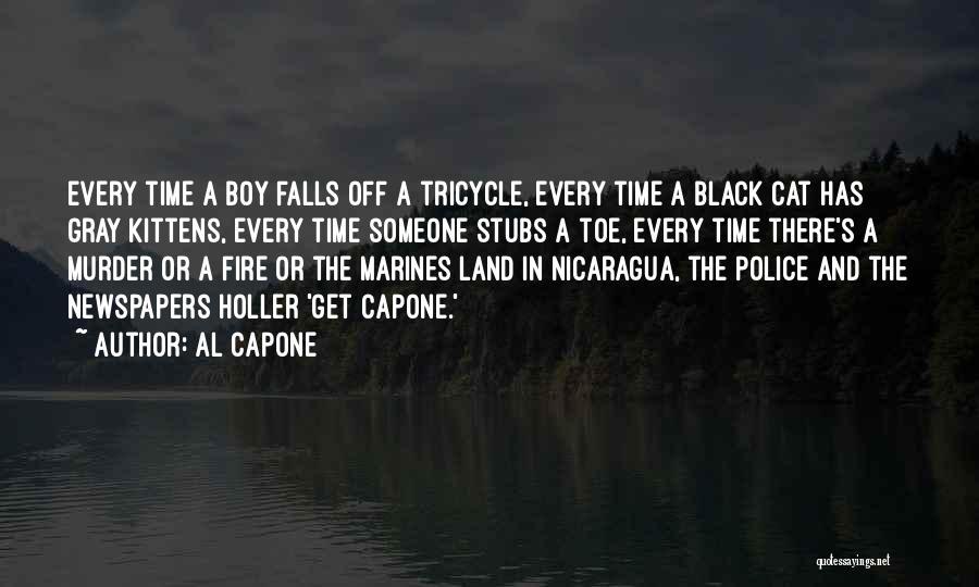 U.s. Marines Quotes By Al Capone