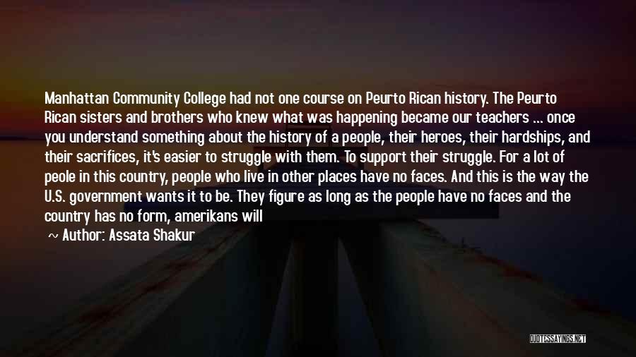 U.s. Marines Quotes By Assata Shakur