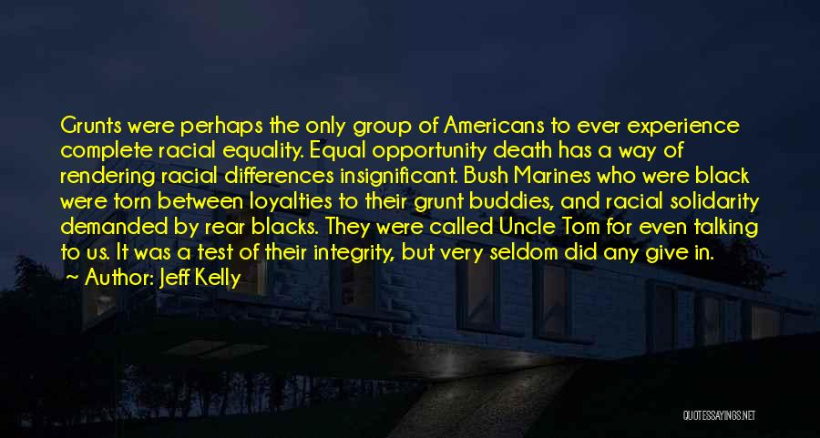 U.s. Marines Quotes By Jeff Kelly