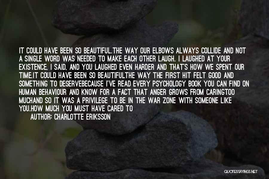 Ucapan Selamat Ulang Tahun Quotes By Charlotte Eriksson
