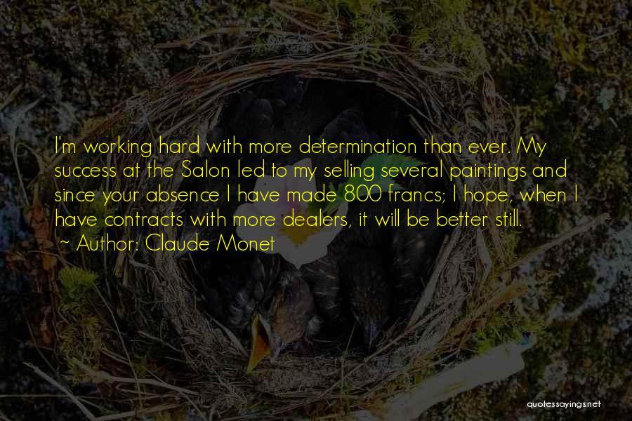 Ucapan Selamat Ulang Tahun Quotes By Claude Monet