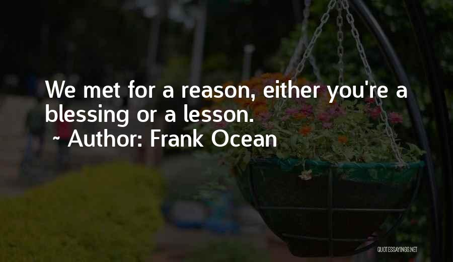 Ucapan Selamat Ulang Tahun Quotes By Frank Ocean