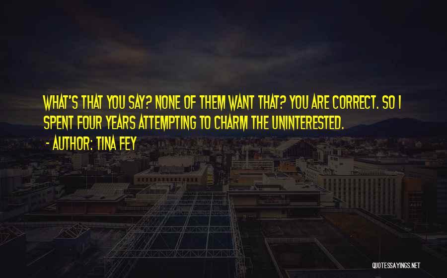 Ucapan Selamat Ulang Tahun Quotes By Tina Fey