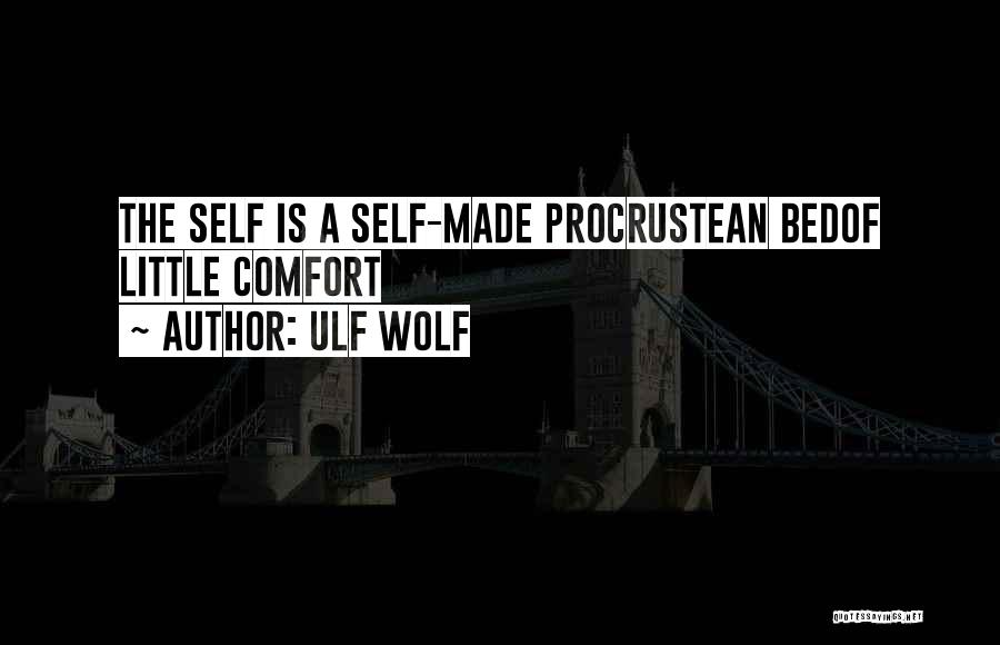 Ulf Wolf Quotes 82341