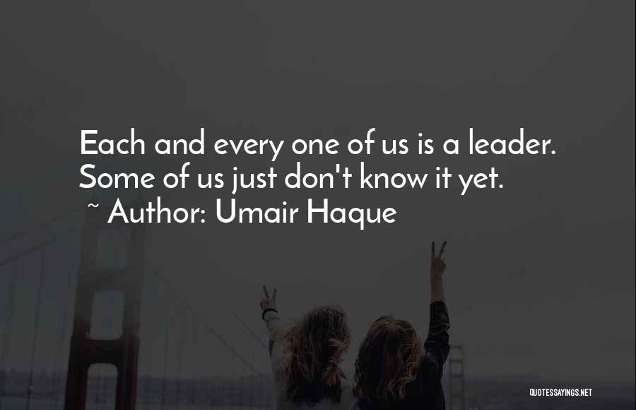 Umair Haque Quotes 1871197