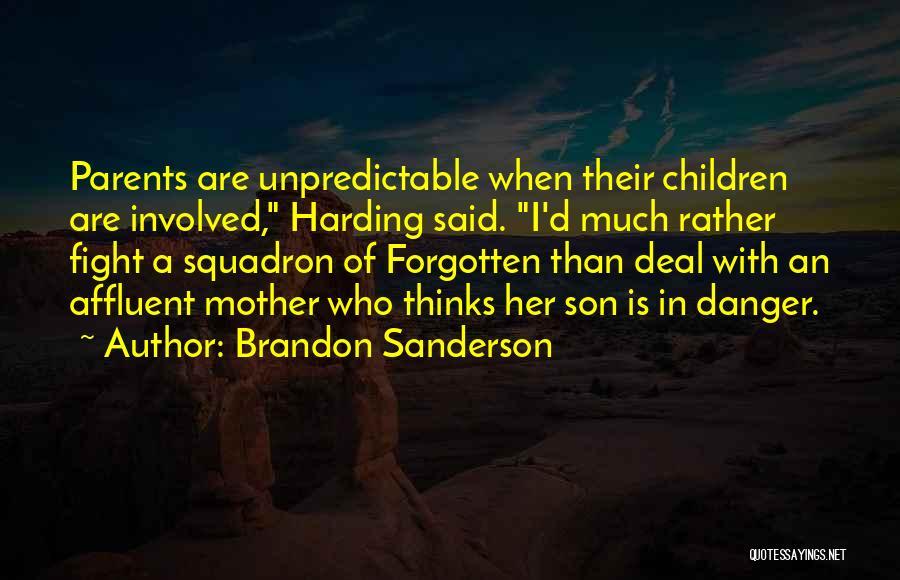 Un Squadron Quotes By Brandon Sanderson