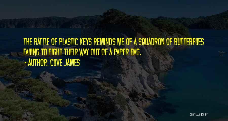 Un Squadron Quotes By Clive James