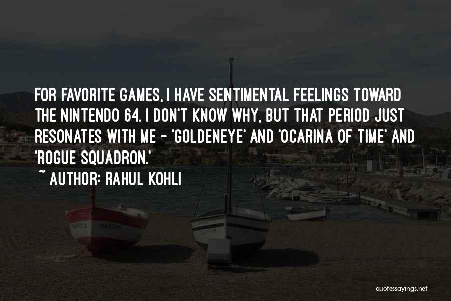 Un Squadron Quotes By Rahul Kohli