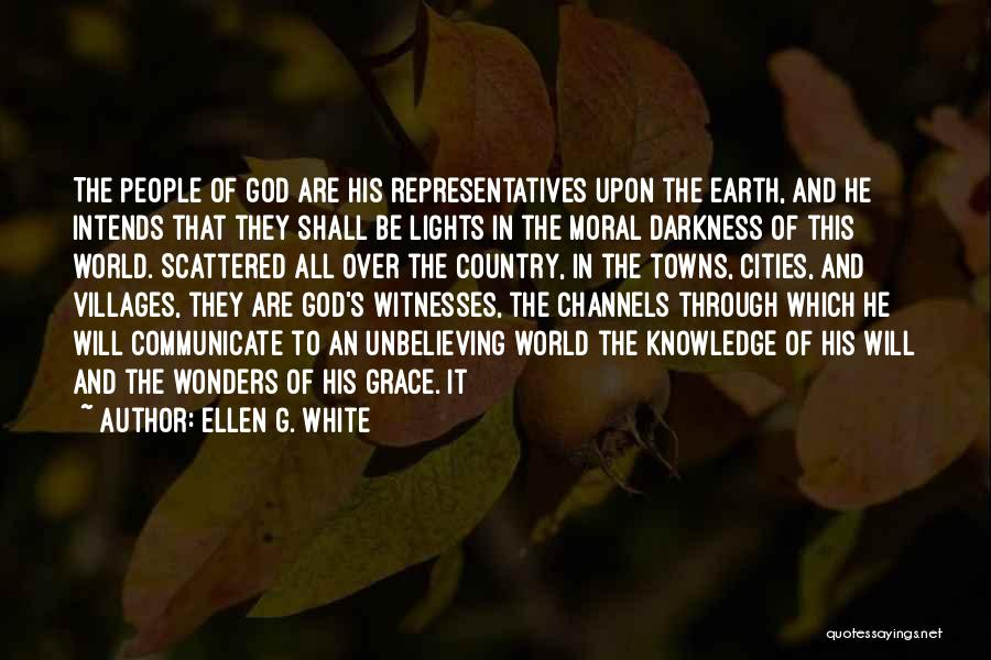 Unbelieving Quotes By Ellen G. White
