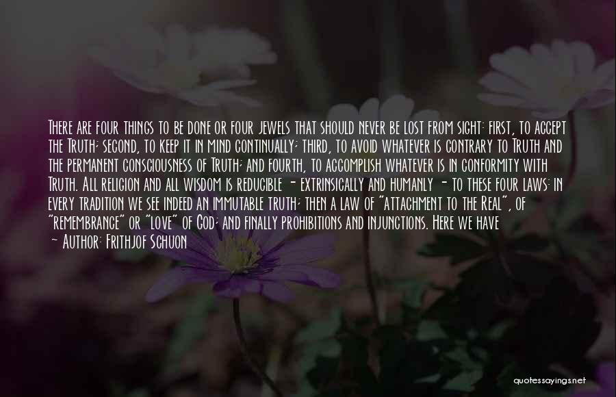Uncertainty Of Love Quotes By Frithjof Schuon