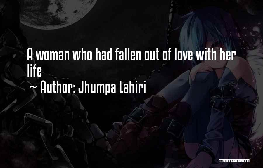 Uncertainty Of Love Quotes By Jhumpa Lahiri