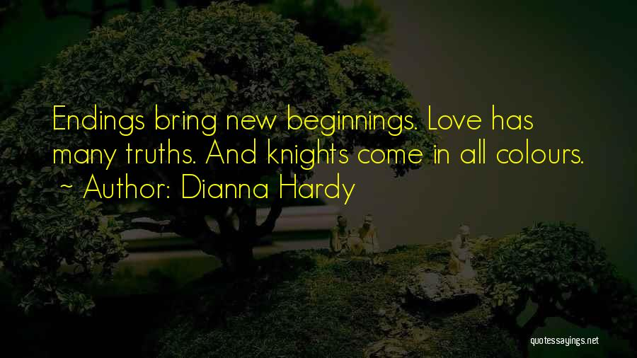 Unconditional Love And Acceptance Quotes By Dianna Hardy