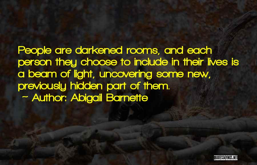 Uncovering Quotes By Abigail Barnette