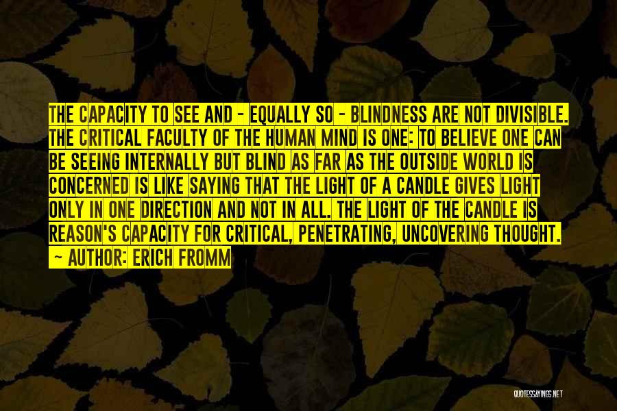 Uncovering Quotes By Erich Fromm