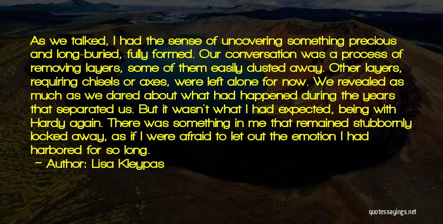 Uncovering Quotes By Lisa Kleypas
