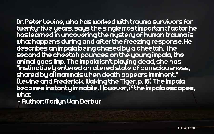 Uncovering Quotes By Marilyn Van Derbur