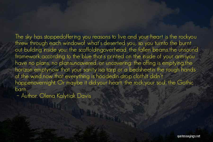 Uncovering Quotes By Olena Kalytiak Davis